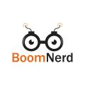 Boom Nerd  logo