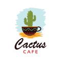 Cactus Cafe  logo
