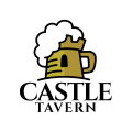 Castle Beer  logo