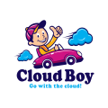 Cloud Boy  logo