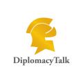 Diplomacy Talk  logo