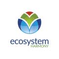 生態系統的和諧Logo