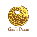 Giraffe Dream  logo