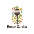 親愛的花園Logo