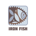 Iron Fish  logo