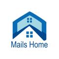 Mails Home  logo