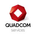 QuadCom  logo