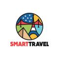 智慧旅遊Logo
