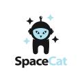 太空貓Logo