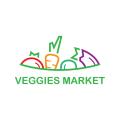 蔬菜市場Logo