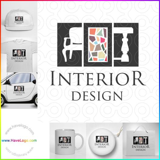 藝術裝飾logo - ID:44329