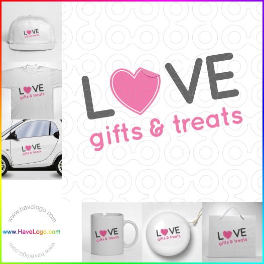 gifts logo - ID:35287