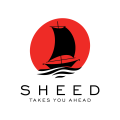 剪影Logo