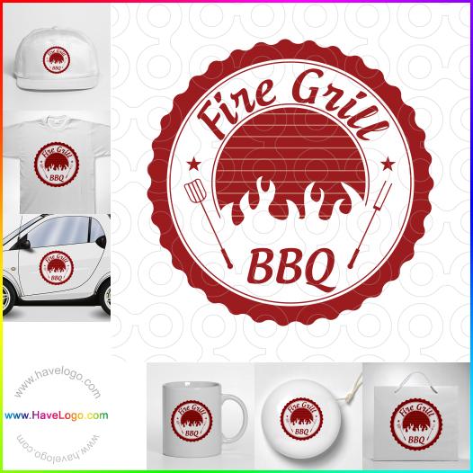 餐廳logo - ID:47602