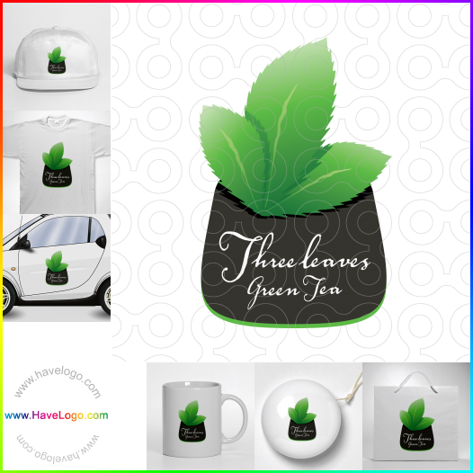 natural products logo - ID:271