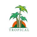 棕櫚樹Logo