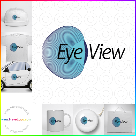 optometrist logo - ID:11563