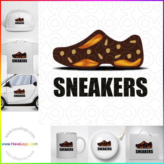 shoe logo - ID:13602