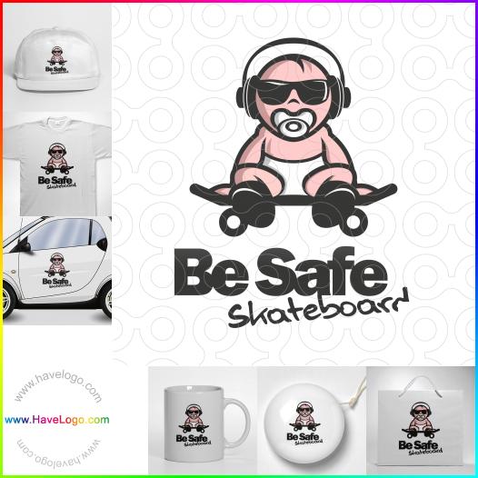 skateboard logo - ID:54500