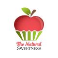 天然甜味Logo