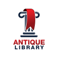 Antique Library  logo