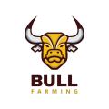 牛養殖Logo