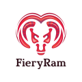 Fiery Ram  logo
