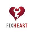 FixHeart  logo