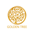 Golden Tree  logo