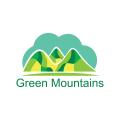 Green Mountains  logo