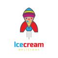 冰淇淋Logo