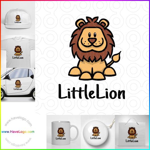 小獅子logo設計 - ID:65663