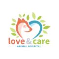 愛和關懷Logo