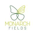 Monarch Fields  logo