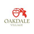 Oakdale Village  logo