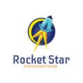火箭球星Logo
