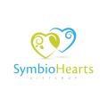 Symbio Hearts  logo