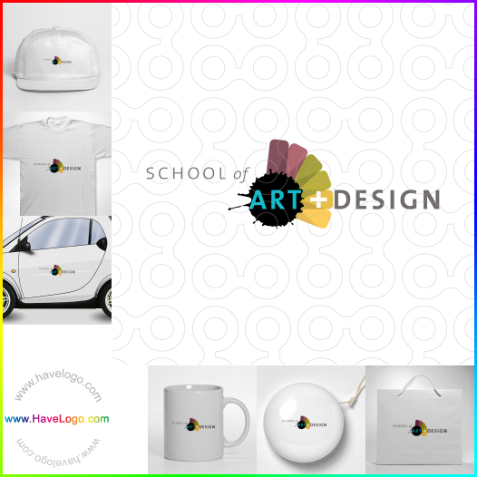 colorful logo - ID:113