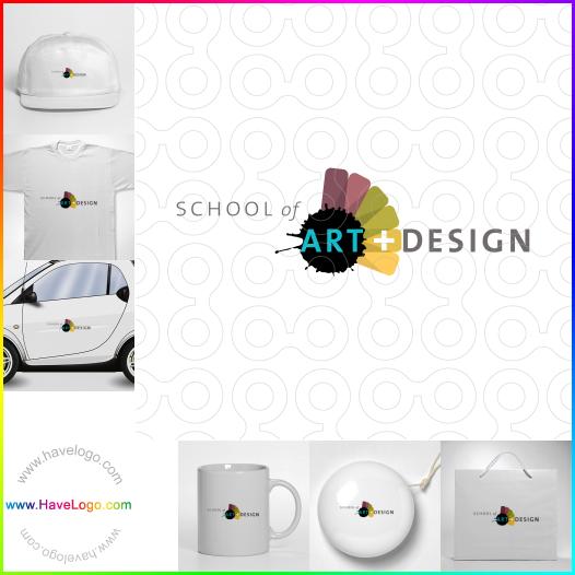 藝術logo設計 - ID:113