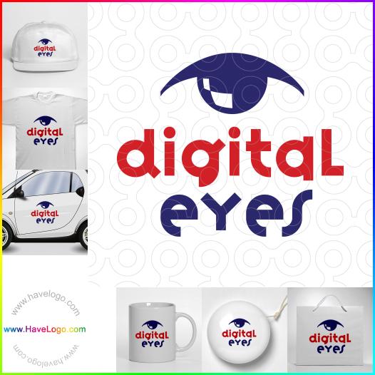 digital logo - ID:103