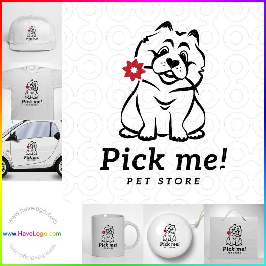 小狗logo - ID:51781