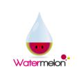 水色Logo