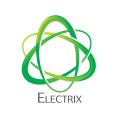 electronic shop logo
