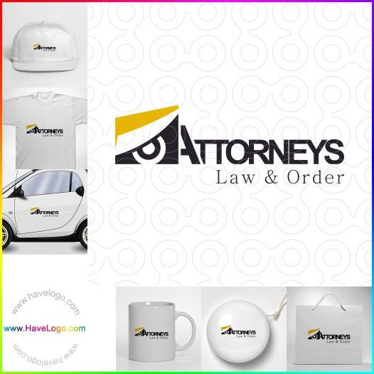 法律logo - ID:8161