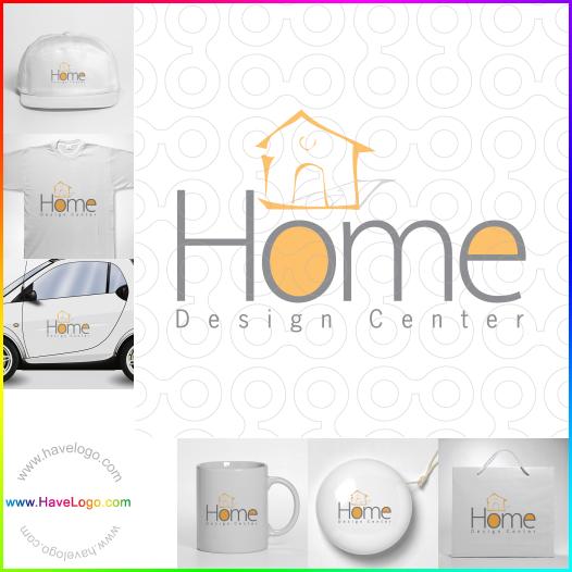 房子logo設計 - ID:338