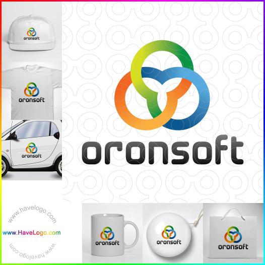 色彩艷麗logo設計 - ID:52856