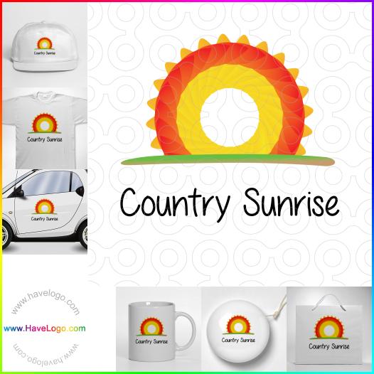 鄉村logo設計 - ID:35211