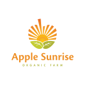 Apple Sunrise  logo