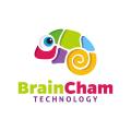 腦中Logo