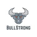 bullstrongLogo